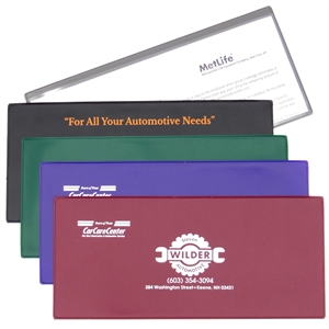 Promotional Valuable Paper Holders-