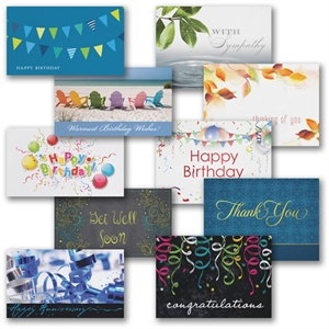 Promotional Greeting Cards-XHS890012