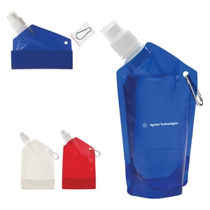 12 Oz. Collapsible Bottle.