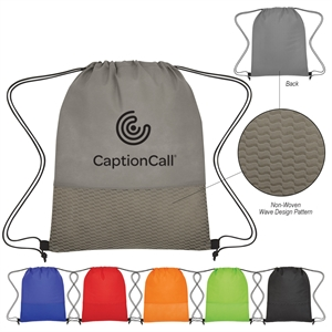 Blank - Drawstring backpack