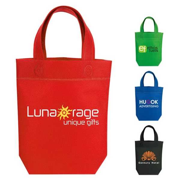 Non-woven little gift tote