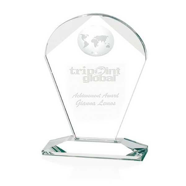 Geodesic Award - Small.