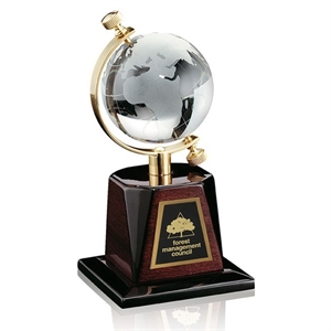 Globe Award. Reward the