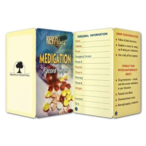 Medication record keeper with