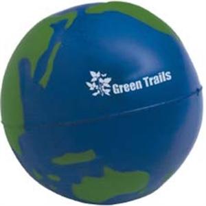 Globe stress ball. 2
