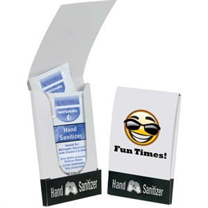 Promotional Tissues/Towelettes-40407