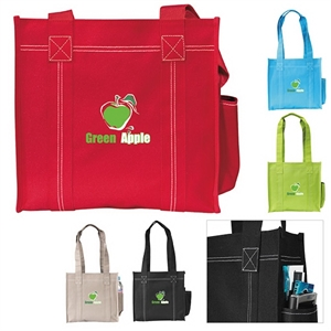 Double Stitch Tote with