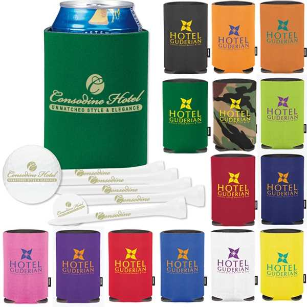Golf kit that includes