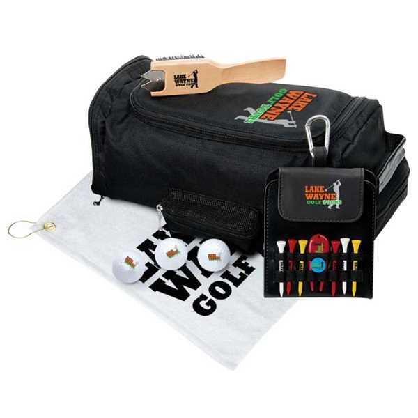 Travel kit with sleeve
