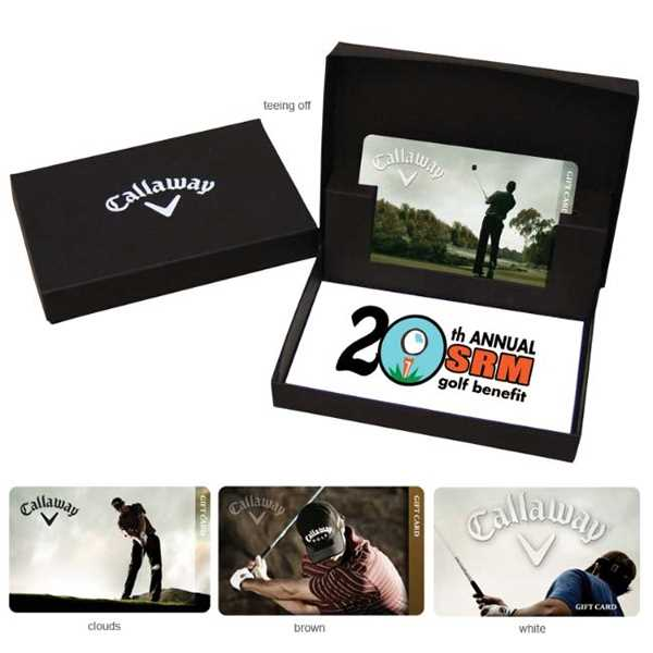 Callaway® - Gift card,