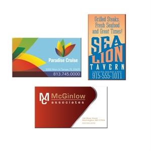 Promotional Business Card Magnets-31790