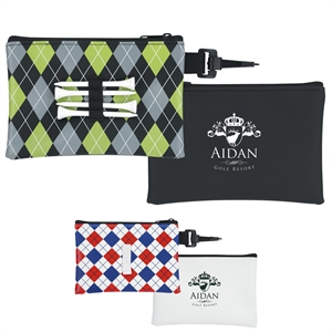 Promotional Golf Ditty Bags-62334
