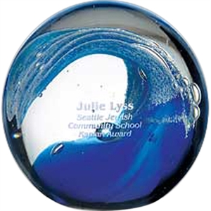 Wave award. Each piece