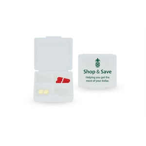 Promotional Pill Boxes-H25