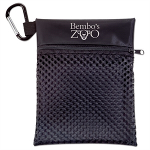 Mesh Golf Tote with