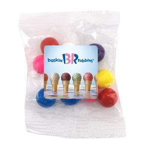 Bountiful Bag with Gumballs