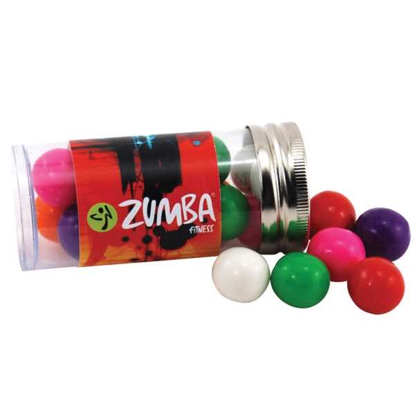 Gumballs in a 3