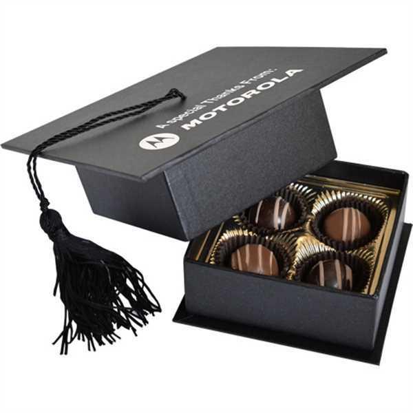 Graduation Cap Box with