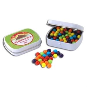 Pocket Hinged Tin with