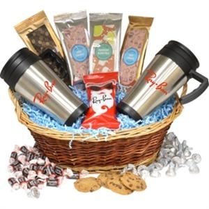 Premium Mug Gift Basket