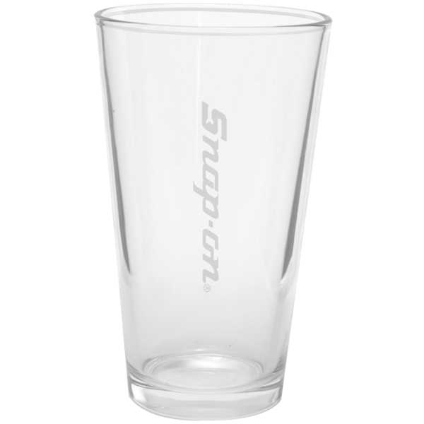 Etched Pint Glass, 5