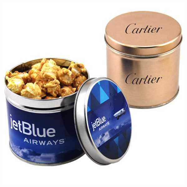 Caramel Popcorn in a