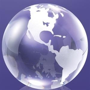 Lykens Globe Trophy Award