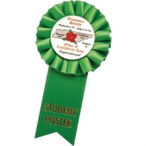 Promotional Award Ribbons-CMINI