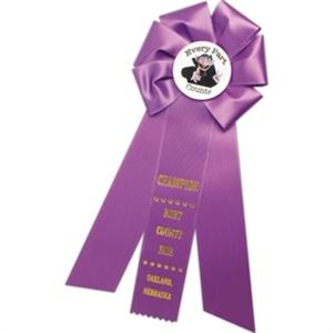 Promotional Award Ribbons-C811