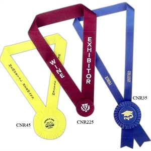 Promotional Award Ribbons-CNR45