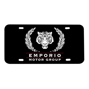 Promotional License Plates-LP20