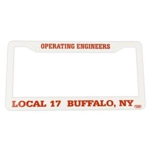 Promotional License Frames-RF51