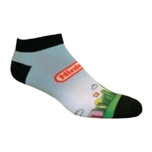 Promotional Socks-SOCKS1DTG-BLK