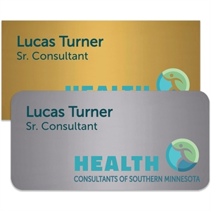 Promotional Name Badges-CHAS2