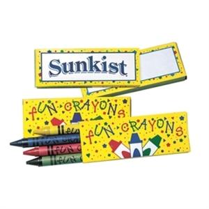 Promotional Crayons-FUN120
