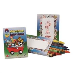 Promotional Crayons-FUN150