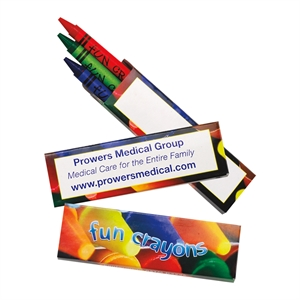 Promotional Crayons-FUN180