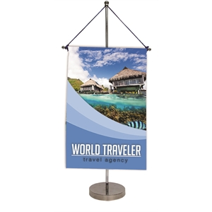 Promotional Desk Flags-GHR812