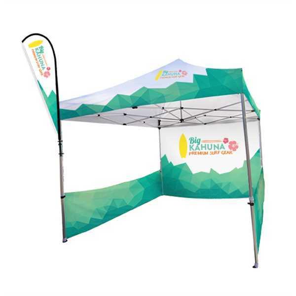 Tent Mount Flag
