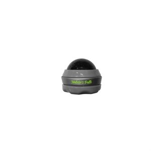 Rolling massage ball with