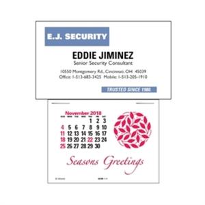 Promotional Business Card Magnets-V8960