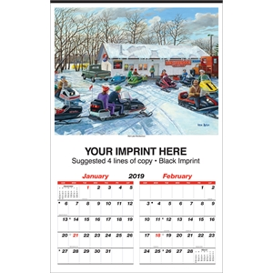 Promotional Wall Calendars-608