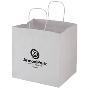 Promotional Food Bags-1WGU1212WHT