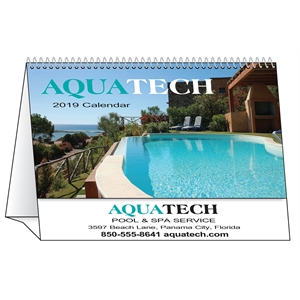 Promotional Desk Calendars-CustomLine 5