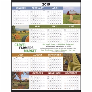 Promotional Wall Calendars-6218