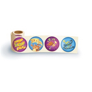 Promotional Labels, Decals, Stickers-FS106