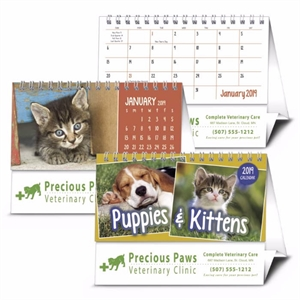 Promotional Desk Calendars-4259