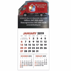 Promotional Wall Calendars-5340