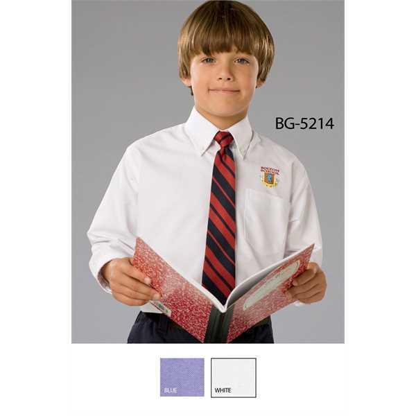 Youth long sleeve 60/40