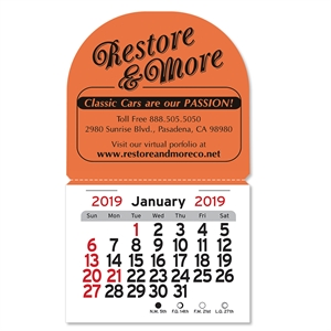 Promotional Magnetic Calendars-1003M